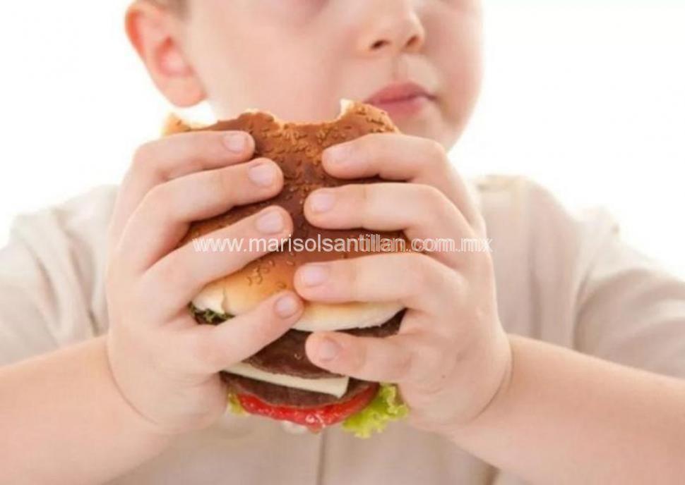 Mi hijo y el sobrepeso ¿qué pasó?