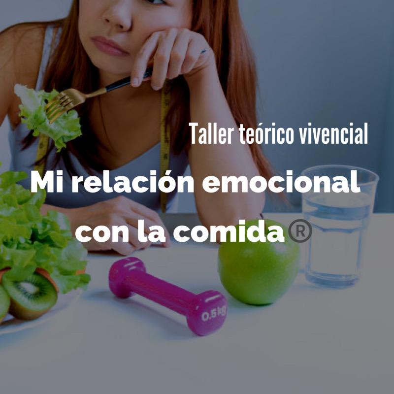Mi relación emocional con la comida® Abril 2021
